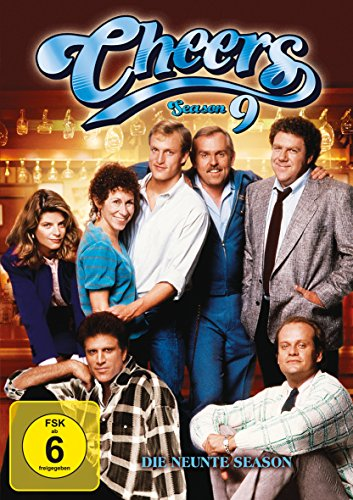 Cheers - Season 9 (5 DVDs)