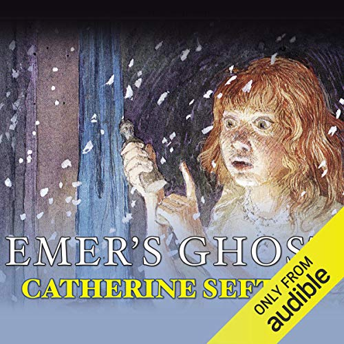 Emer's Ghost audiobook cover art