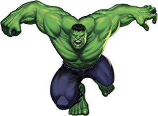 Marvel Superheroes Comic - The Avengers - The Incredible Hulk Giant Wall Decal Sticker