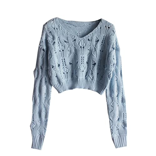 08e94c674 Sweater Crop Tops  Amazon.com