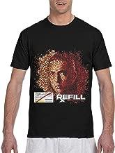 Eminem - Relapse Refill Men Stylish Short Sleeve T Shirt