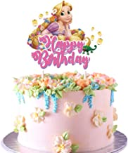 Best rapunzel birthday cake toppers Reviews