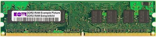1GB Aeneon DDR2 667 RAM PC2 5300U 2Rx8 AET760UD00 30DS92Z Speicher Memory Module Zertifiziert und Generaluberholt