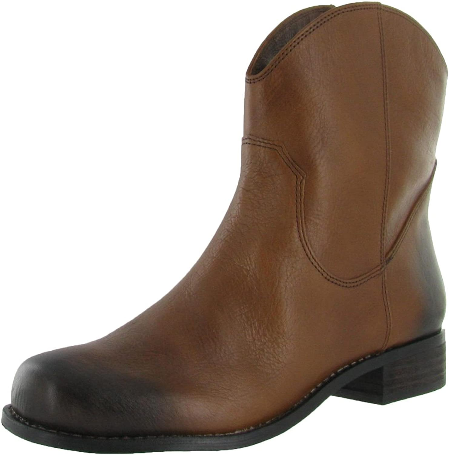 JESSICA SIMPSON Women's Cranaby Boot (Whiskey Leather 6.0 M)