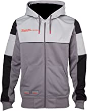 Nintendo Hoodie NES Console Inspired Official Mens Zipped