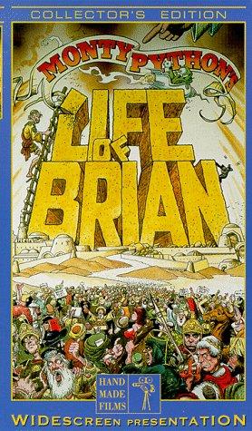 Monty Python: Life of Brian [VHS]