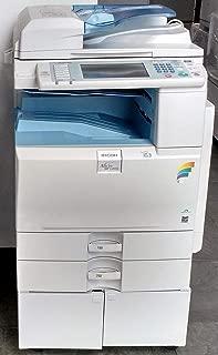 Ricoh Aficio MP C2551 Color Multifunction Copier - 25ppm, Copy, Print, Scan, ARDF, Auto Duplex, 2 Trays