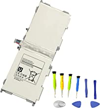 SUNNEAR EB-BT530FBU Tablet Battery Replacement for Samsung Tablet Galaxy Tab 4 10.1'' SM-T530 SM-T531 T532 T533 T535 T536 ...