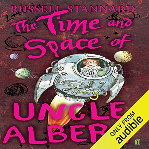 Couverture de The Time and Space of Uncle Albert