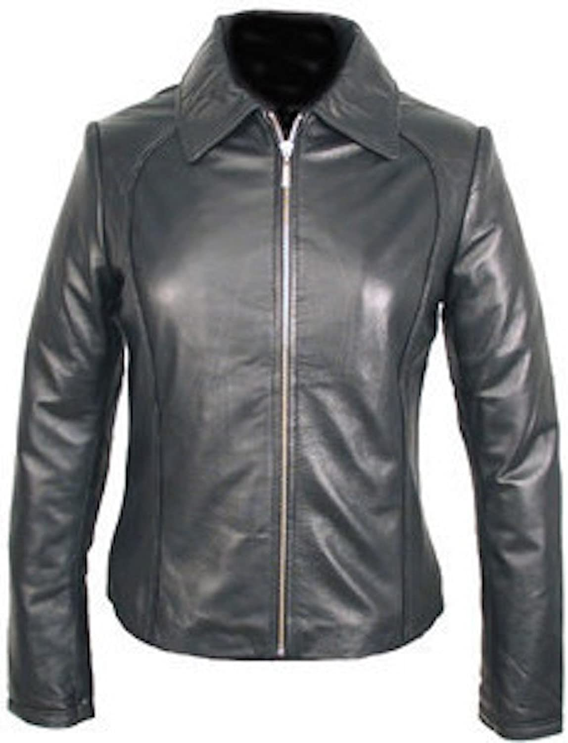 Fadcloset Montreal Womens Leather Jacket