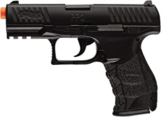 Walther PPQ 6mm BB Pistol Airsoft Gun, Black