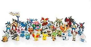 HSB-1 POKEMON Complete Set Pokemon Action Figures 144 Pieces