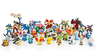 HSB-1 POKEMON Complete Set Pokemon Action Figures 144 Pieces