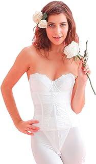 New Bridal セミロングブラ ウエストニッパー ガードル 3点セット