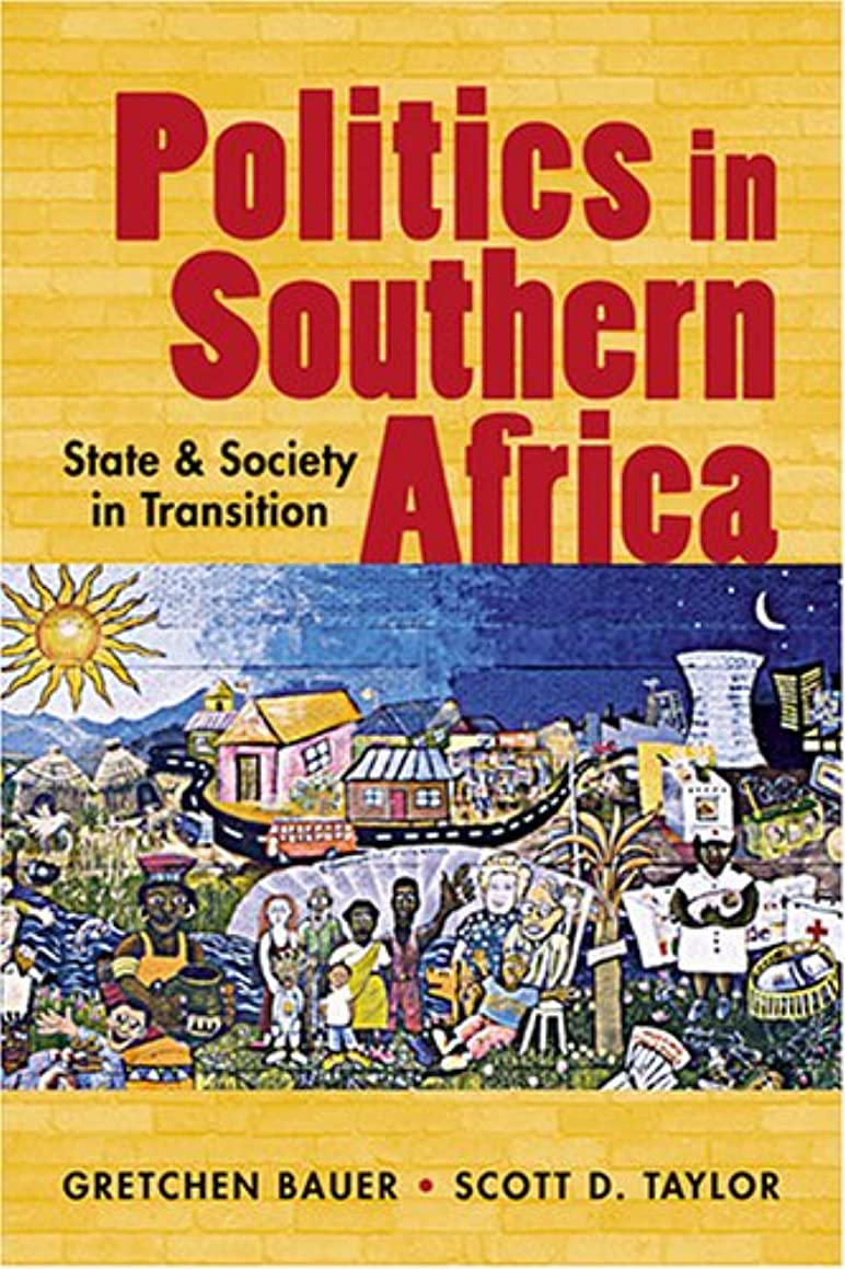 Politics In Southern Africa: State And Society In Transition