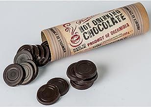 Hasslacher bebiendo chocolate gotas tubo 200g