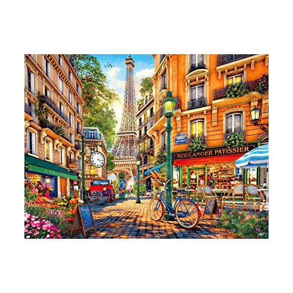 Buffalo Games – Paris Afternoon – 750 Piece Jigsaw Puzzle