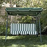 61D3hq2UGuL. SL160  - 3 Person Patio Swing With Canopy