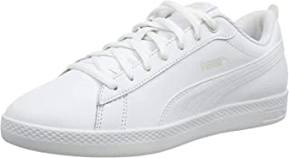 PUMA Smash V2 Leather, Baskets Femme
