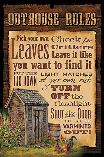 Outhouse Rules 8