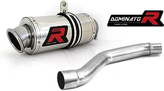 Dominator Exhaust silenciador de Escape GP I Suzuki XF 650 Freewind 97-01 + DB Killer