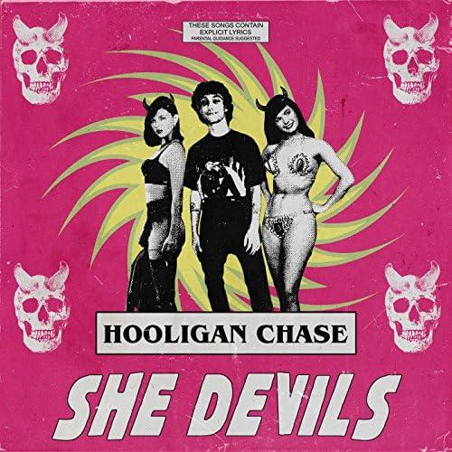 hooligan chase