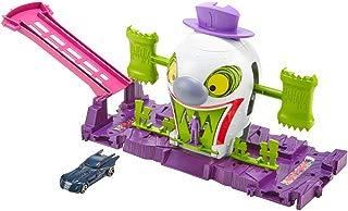 Hot Wheels Hw Dc Batman Pista De Viloes Mattel