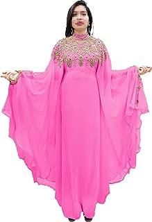 baby pink abaya