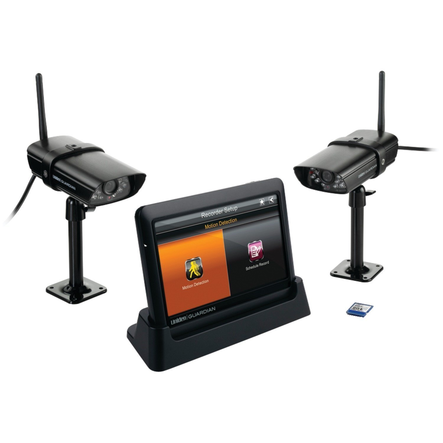 Uniden Guardian Advanced Wireless Surveillance