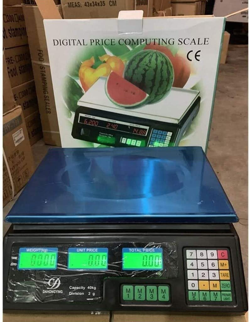 Digital Scale High Precision Electronic Computing Price Bombing free shipping Some reservation Scales S