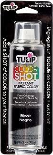 Tulip ColorShot Instant Fabric Color 3oz. Black