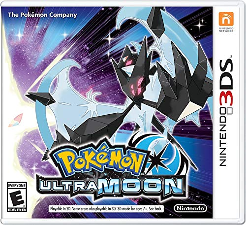 Pokmon Ultra Moon - Nintendo 3DS