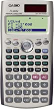 Casio FC-200V Financial Calculator with 4-Line Display (Renewed)