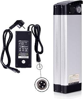 comprar comparacion Batería de iones de litio en tija para bicicletas eléctricas Prophete, Aldi Cyro, City Star, Lidl Rex y Pede...