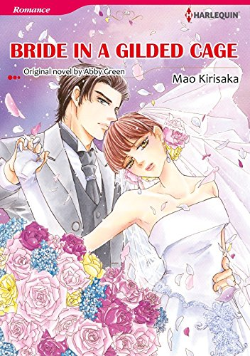 Bride In A Gilded Cage: Harlequin comics (English Edition)