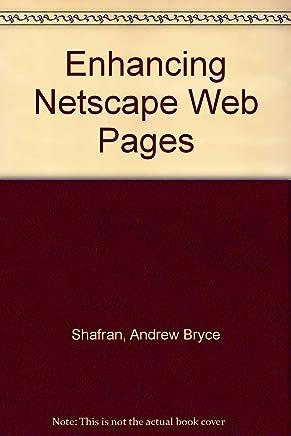 Enhancing Netscape Web Pages