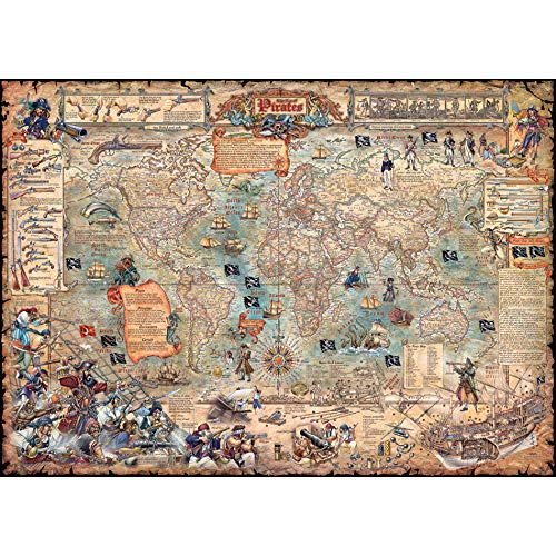 ヘイパズル『海賊の世界(29847)』