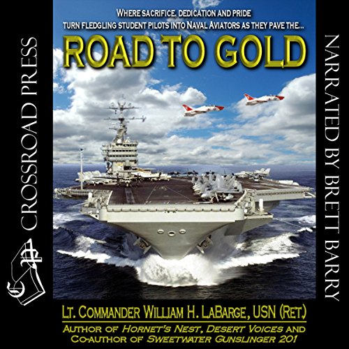 Road to Gold audiobook cover art