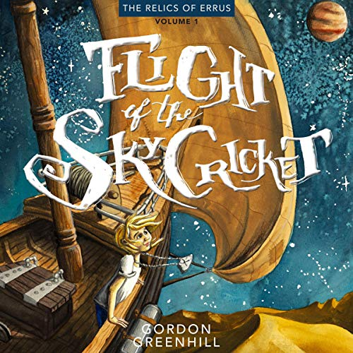 Flight of the SkyCricket cover art