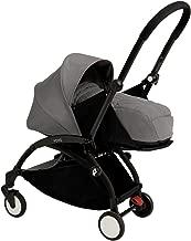 Babyzen YOYO+ Newborn Stroller - Black/Grey