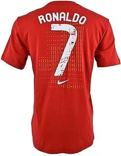 Portugal Ronaldo Hero T-shirt (XL)