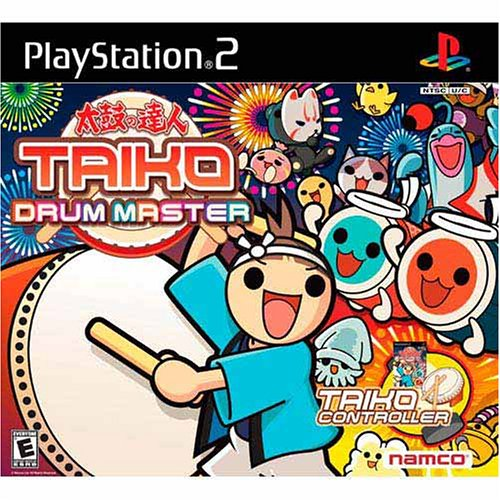 Taiko Drum Master - PlayStation 2