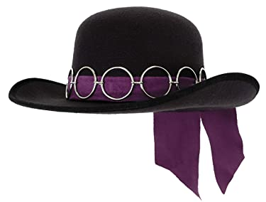 elope Jimi Hendrix Costume Hat for Adult Men