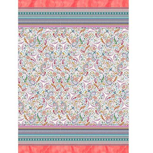 Bassetti Granfoulard | BURANO R1 Rosa - 180 x 270