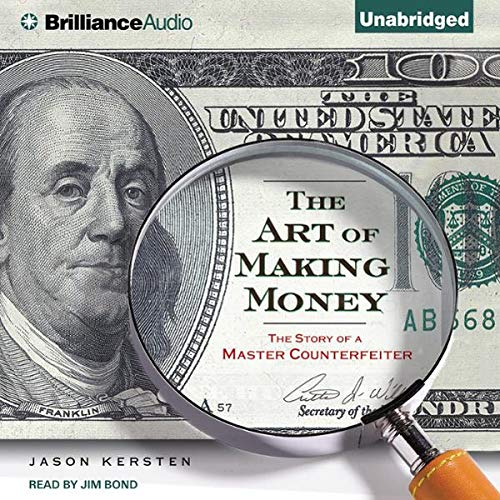 The Art of Making Money audiobook cover art