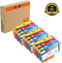 TigTak 9 Pack Color Replacement for HP 920 Compitable Ink Cartridge for HP OfficeJet 6000, 6000se, 6000 Wide Format, 6000 Wireless, 6500 All in one