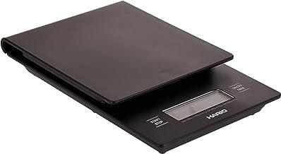 Balança e Cronometro Digital HARIO Preto