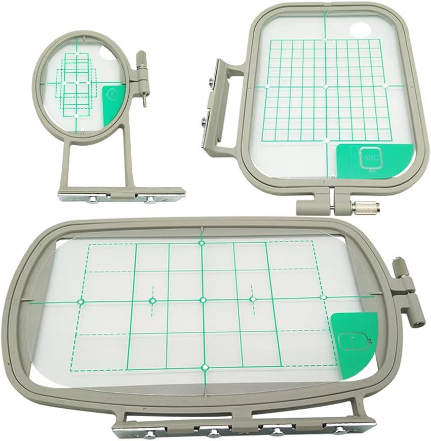 LNKA Embroidery Hoop Set for Brother SE625 NV900D Popular overseas NV500D Opening large release sale N SE600