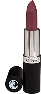 Gabriel Cosmetics, Lipstick (Clay), 0.13 Ounce, Lipstick, Natural, Paraben Free, Vegan, Gluten-free,Cruelty-free, Non GMO, High performance and long lasting, Infused with Jojoba Seed Oil and Aloe
