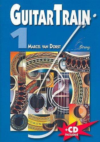 Guitar Train vol.1 (+CD): für Gitarre